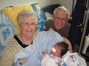 Grandma gets her turn!!!