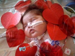 a sleepy valentine