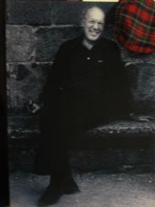 Portrait of Dr. Rixford K. Snyder