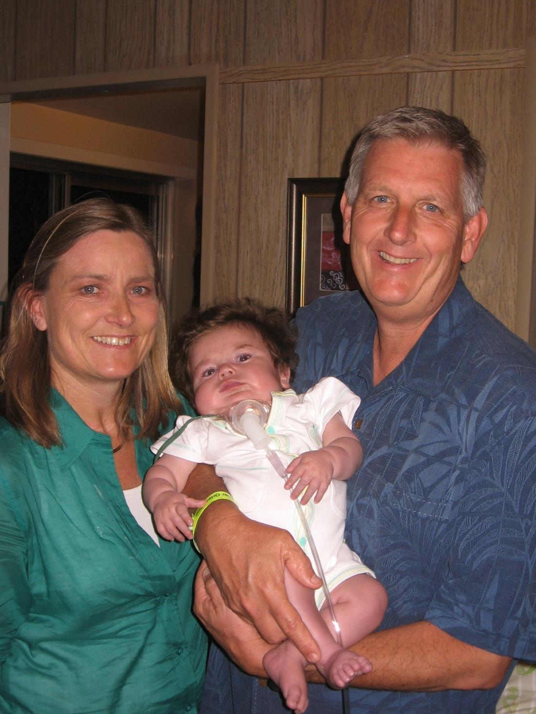 Dr. Rick and Dr. Susan