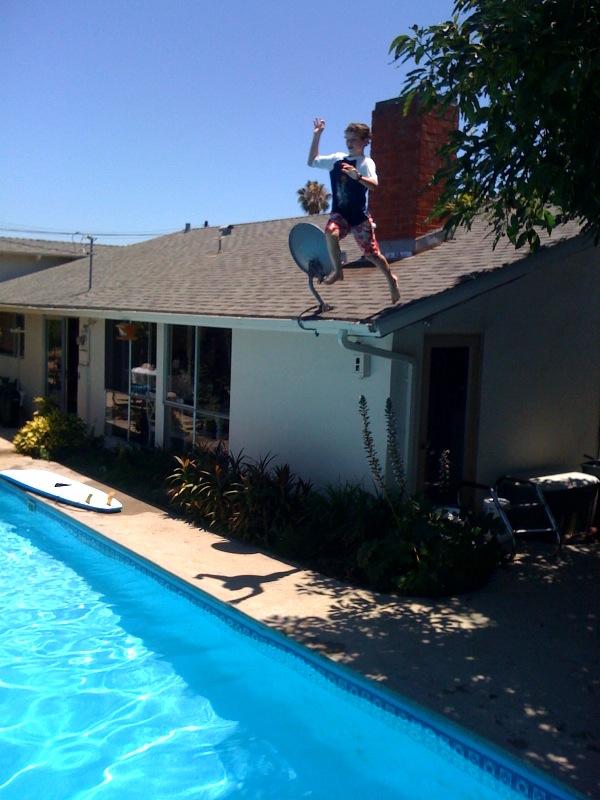 Wilson Roof Jump