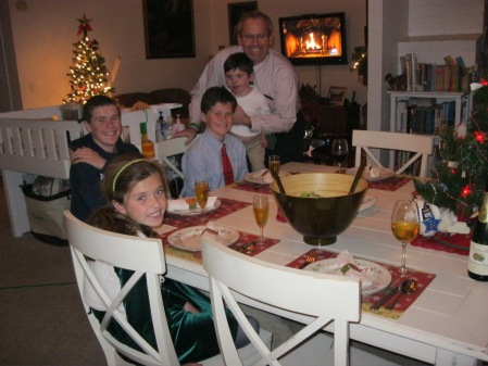 Christmas Eve 2012
