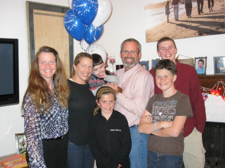 Thank you Make-a-Wish from the whole Geyling family!
