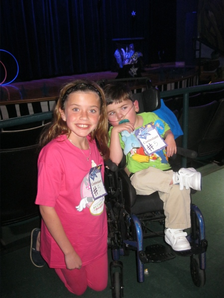 "That evening we headed back to GKTW for the ""Village Idol"" talent show..."