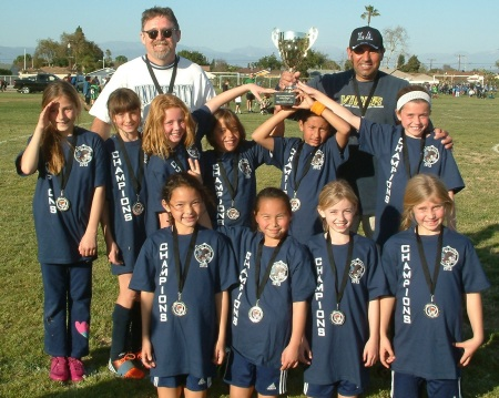 An All-Star Soccer Tournament Win!