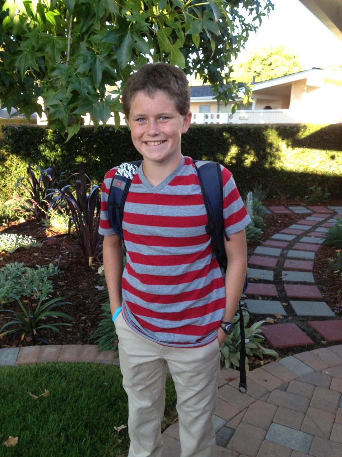 9th grader!