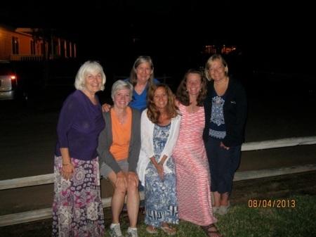 ...and Annie, Robbie, Pat, Allison & Gracie