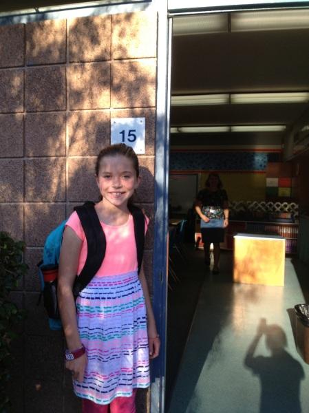 6th grader!