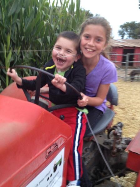 ...So do tractors!!!