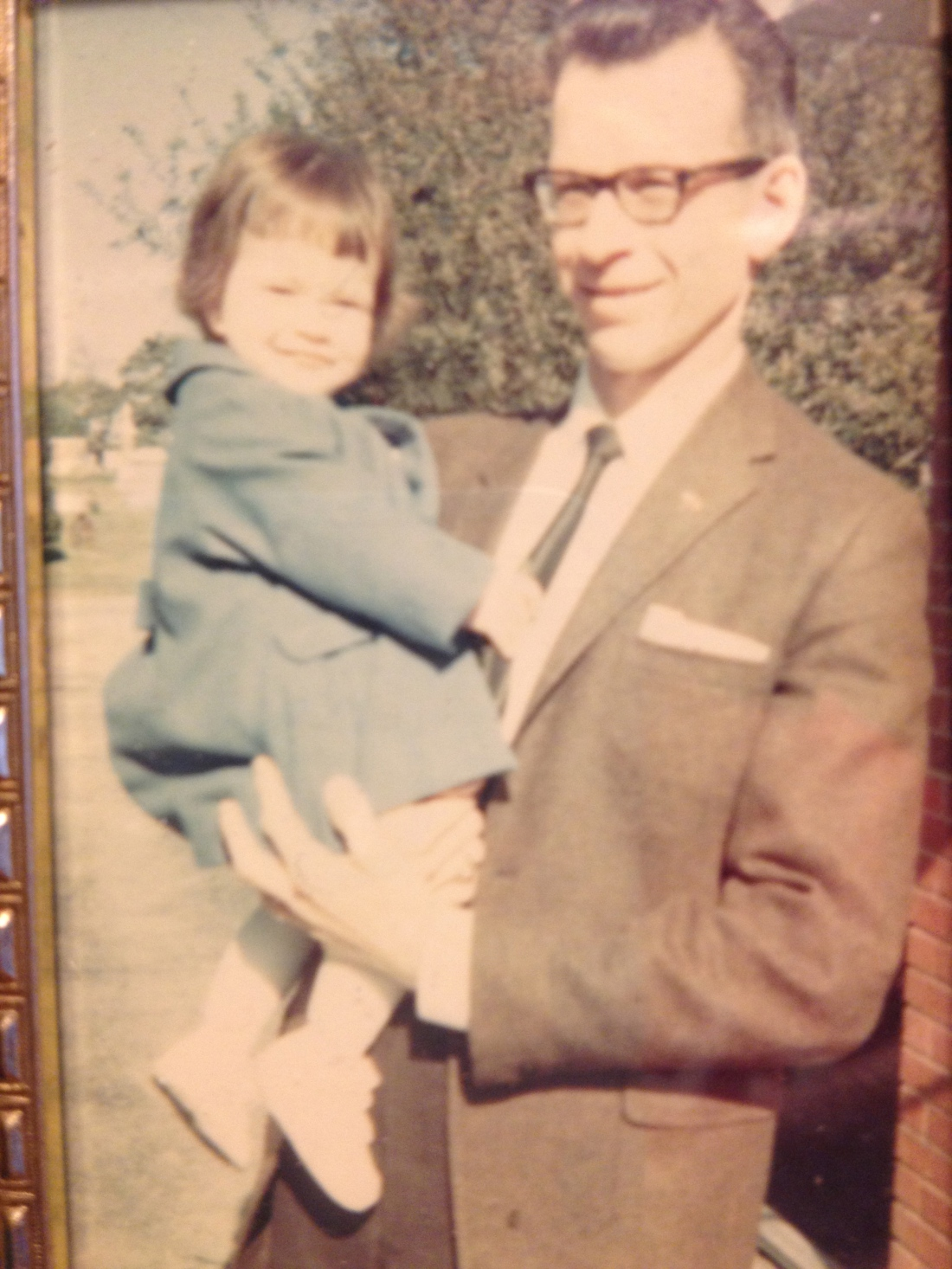 me and dad circa 1968
