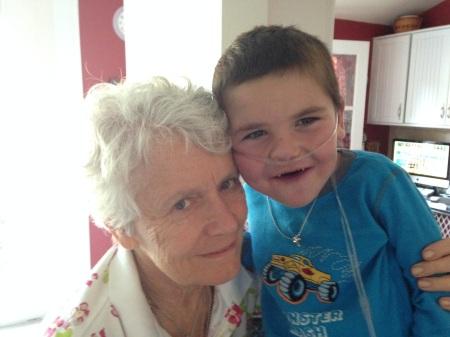 Fun with Oma!