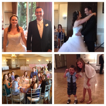 We love these two and their extended families so much…it was a true blessing to share in their special day!