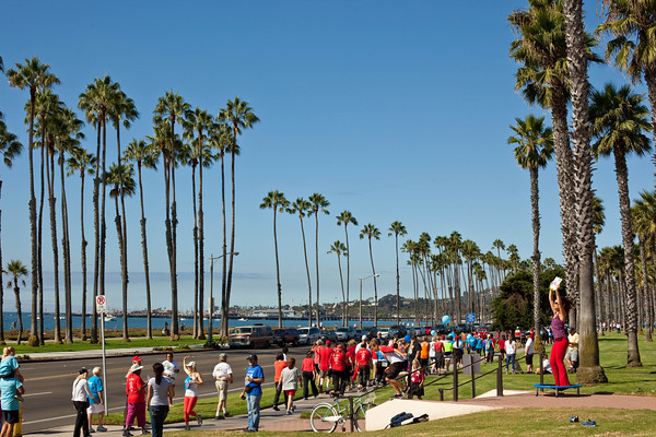 A beautiful day in Santa Barbara last year...Heart Walk 2013!