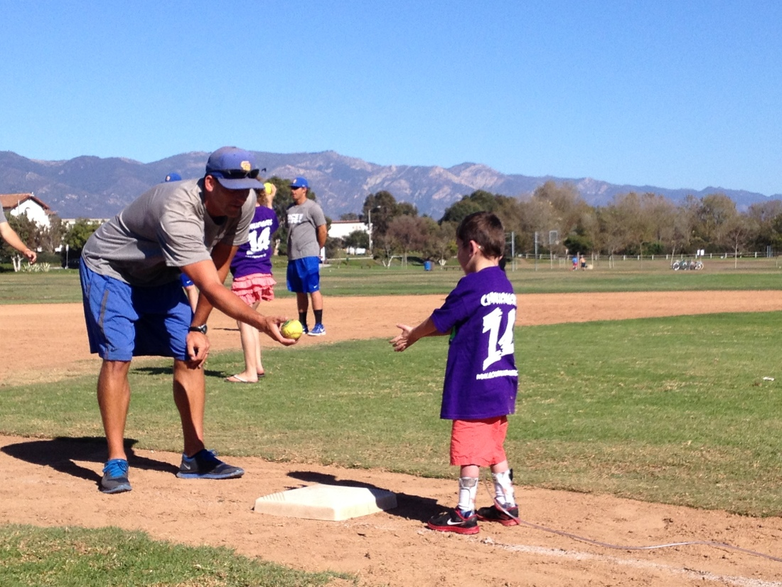 From football to baseball with the UCSB Gauchos!