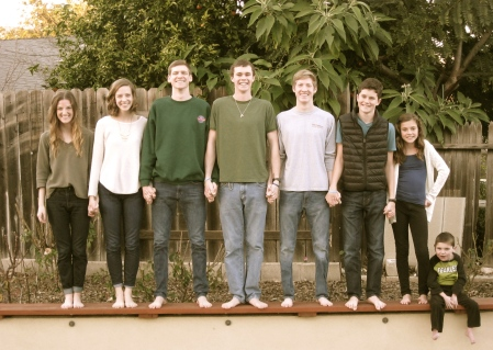 Rachel, Emma, Jonathan, Wilson, Michael, Max, Olivia, Rudy