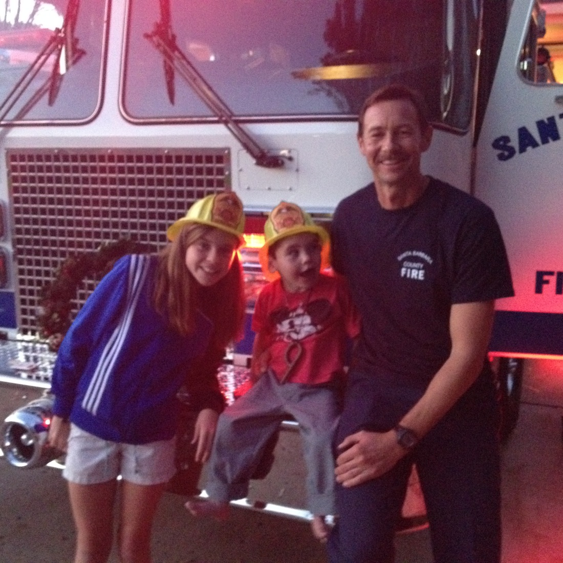Thanks Fireman Matt!