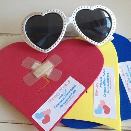 Congenital Heart Defect Awareness Week 2015