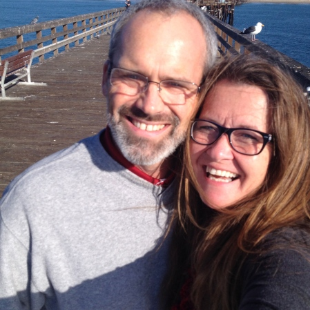 Got to celebrate my bday on February 27th with a walk on our neighborhood pier!