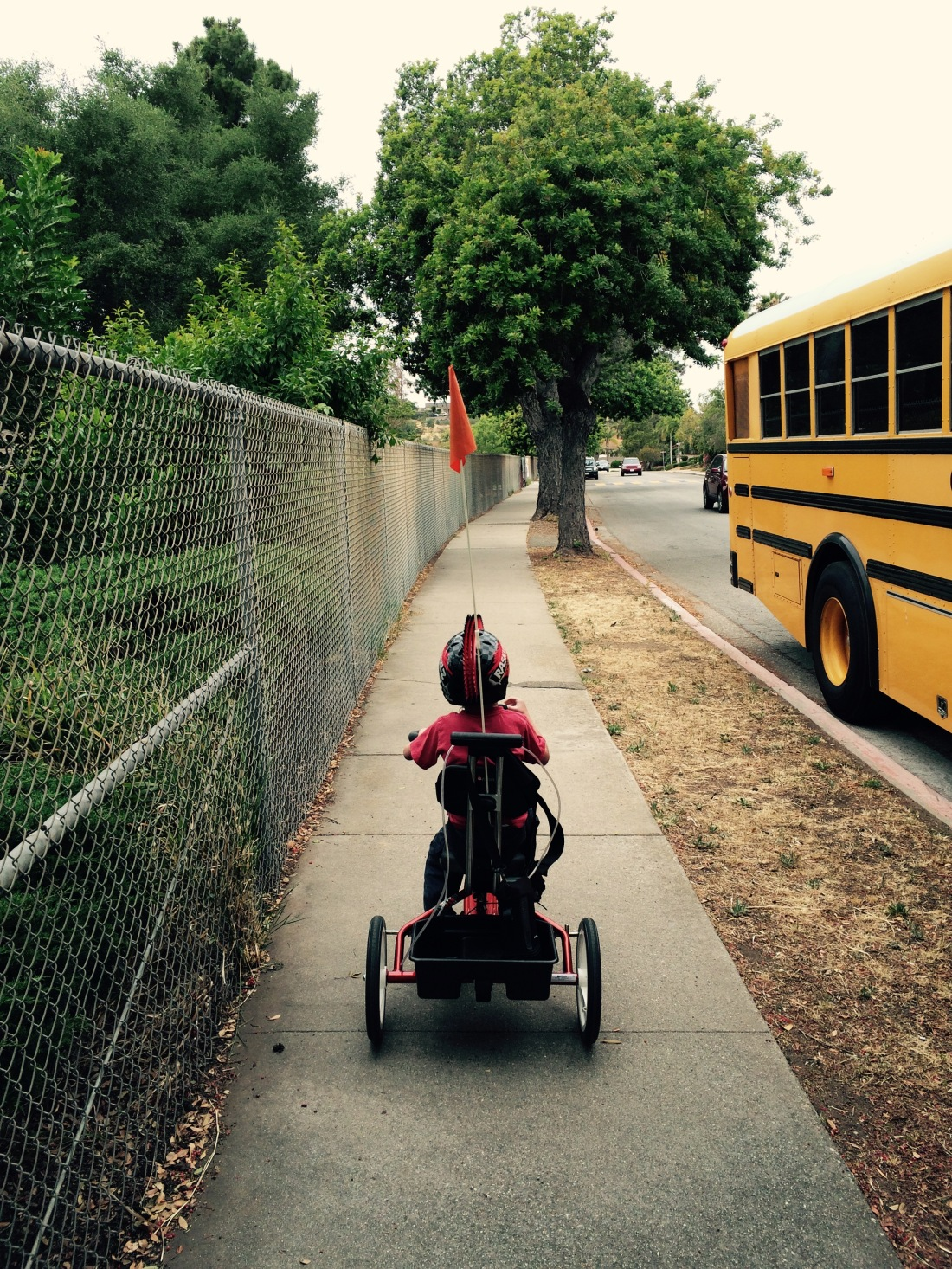National Bike to School Day!  May 5, 2015