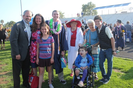 Graduation Family Pic!