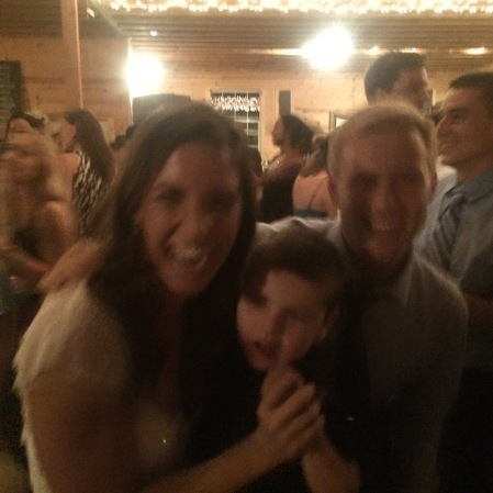 Congratulations Maya and Rob!!! P.S. This picture was taken the moment Maya heard Stanford beat USC! Ha