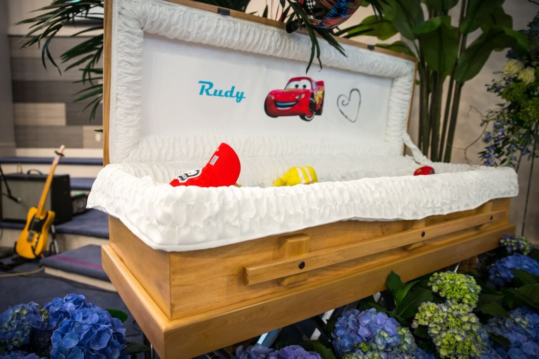 funeral rudy